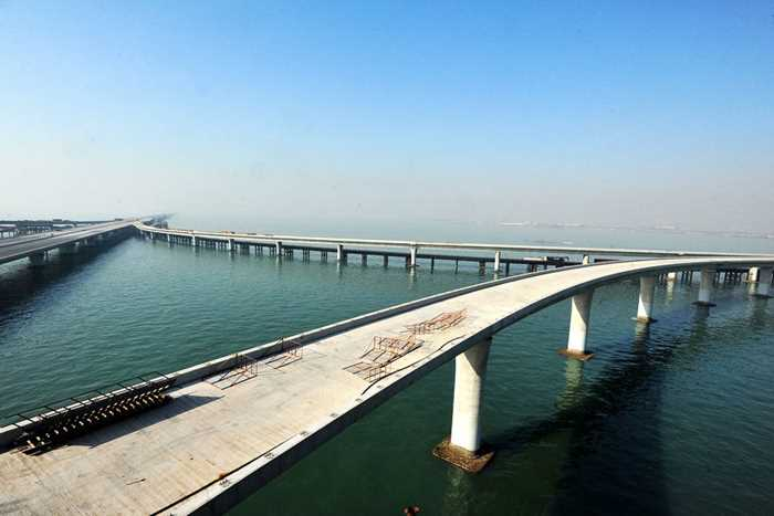 The Longest Sea Bridges In The World Joined Up Go Find