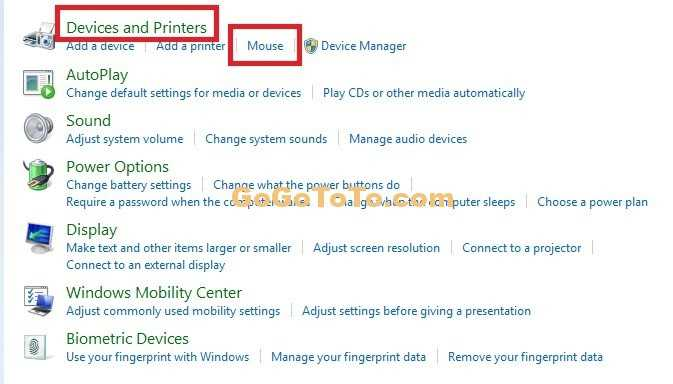 how to change touchpad settings windows 7 dell