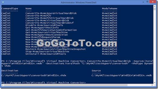 Microsoft Virtual Machine Converter 3 1 Download Free fifteeha image6